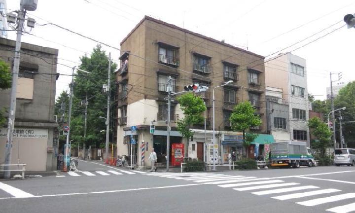 最後の同潤会アパート「上野下」建て替えへ、組合認可 | 日経 xTEC...