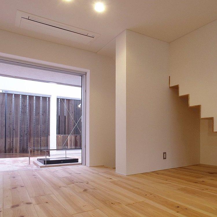 魅力ある中庭のある家づくりへのポイント・04|水谷嘉信建築設計事務所|...