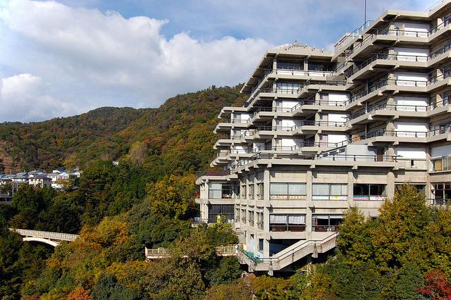 箕面観光ホテル 写真一覧/西澤文隆・坂倉準三建築研究所