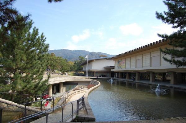 奈良国立博物館・新館 写真一覧/吉村順三