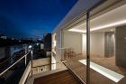 上北沢の住宅(開放感と防犯性との両立)