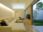 Ks-house-二世帯住宅の内観