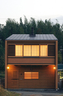 下鏡田の家