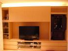 住宅家具:AV収納棚