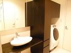 住宅家具:洗面カウンター収納棚