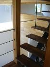 川崎K邸階段