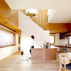 住宅模型写真