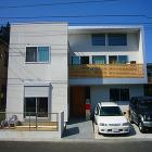 茨城/新町の家/外観