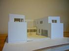 伊豆大島の家/模型/H23年5月竣工予定