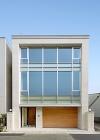 moKA建築工房/建築家・森本/住宅設計 白壁の家