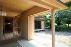 七ッ新屋の家