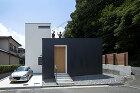 小さな中庭と大きな縁側の家|奈良県生駒市