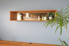 家具デザイン:鏡付BOX棚