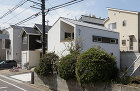 鎌倉城廻の家外観