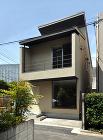 中野南台の住宅 外観