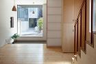 中野南台の住宅 リビング
