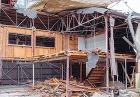 鉄骨建築の解体