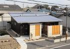 岡崎の平屋