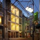 高円寺の集合住宅 MonaJu