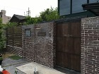 名古屋市南区のブルックリンスタイルの外構