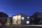 「余白のある家」外観写真