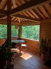 別荘:森の見える家
