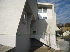 住宅作品:スキップフロアのある家の外観