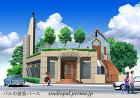 教会のパース