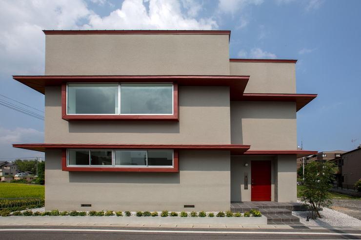 TK-HOUSEの外観