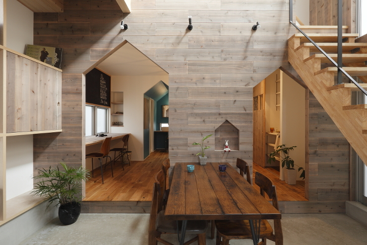 羽束師の家