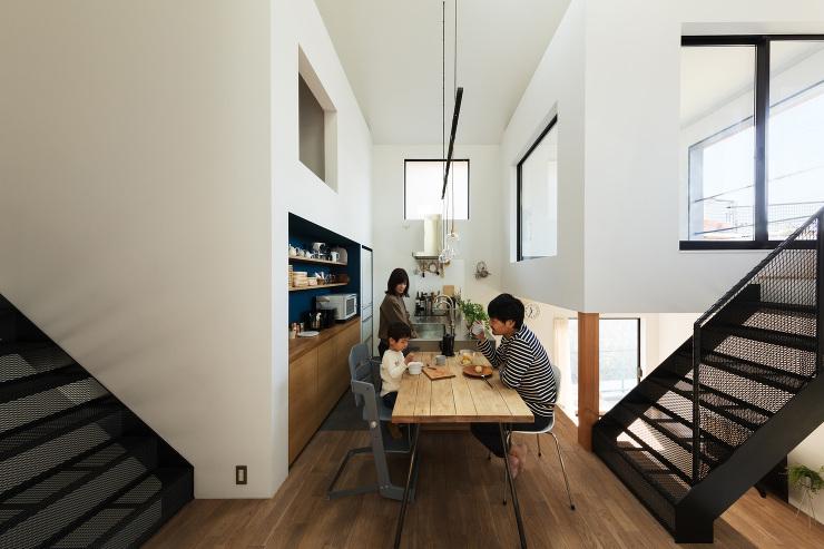 四つ角の家|堺市南区
