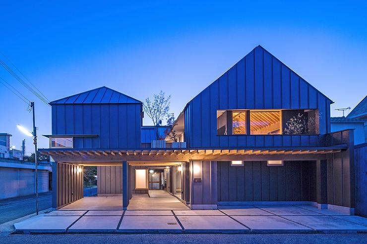 住宅 吉田の家