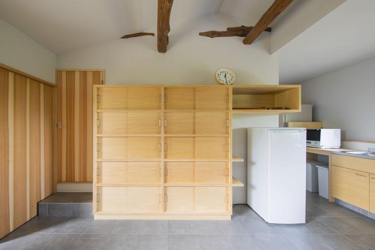 土浦のキッチン