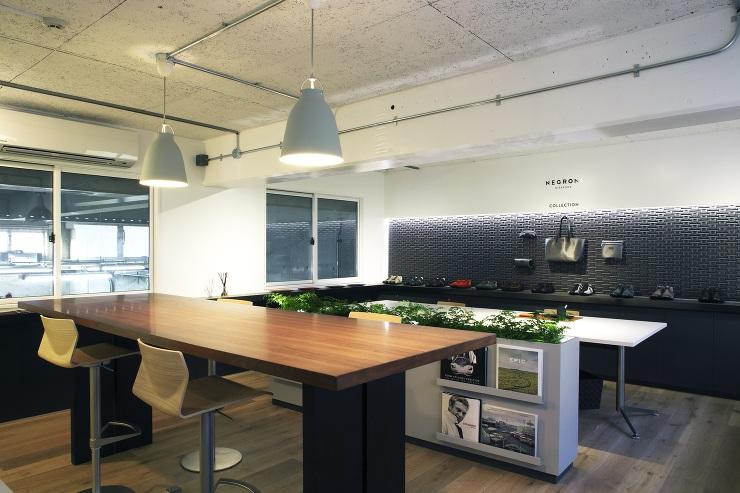 Negroni Factory-Office 撮影:Kowa Ikeuchi